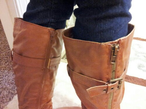 Riding Boot Alternation